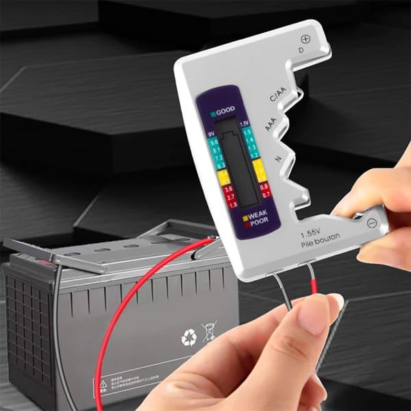 7 tipov baterij image