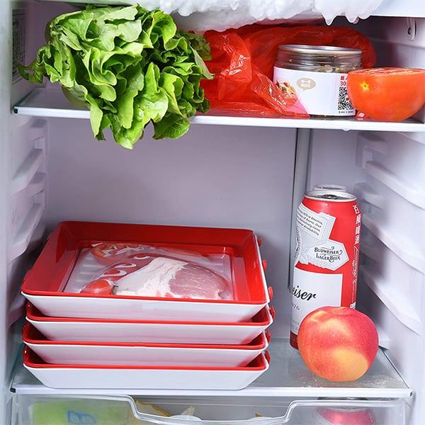 Primerno za mikrovalovno pečico, hladilnik in zamrzovalnik  image