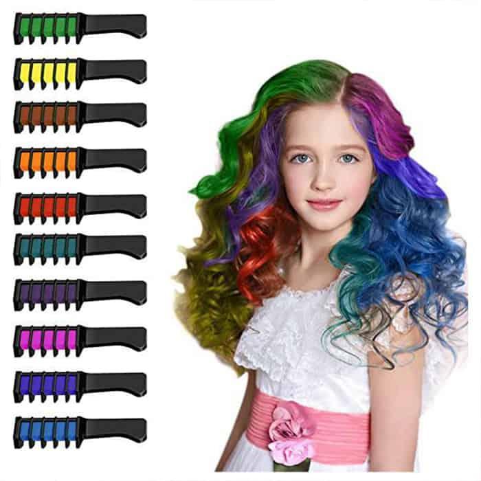 Mavrične barve za ogromno kombinacij pričesk image