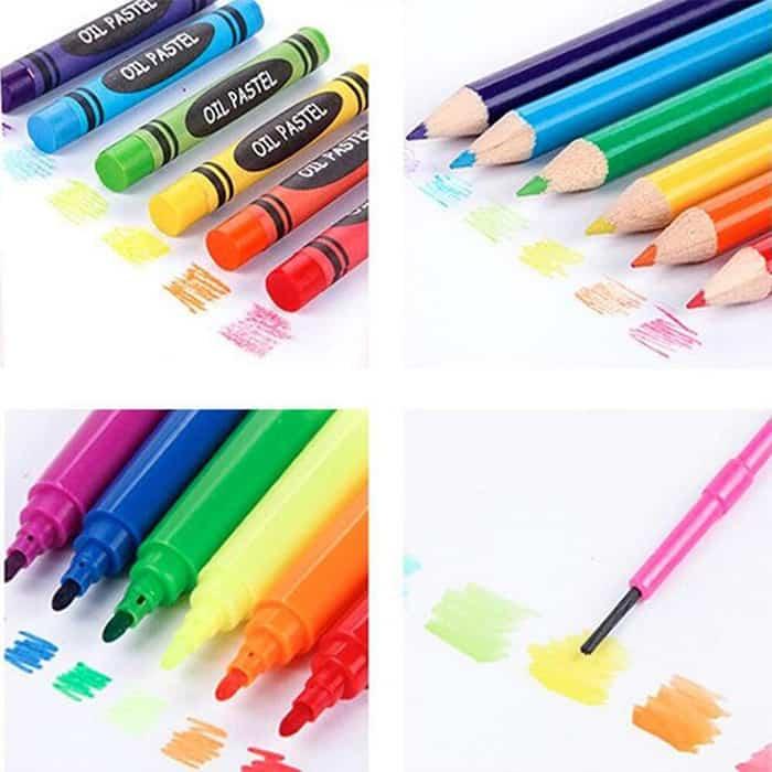Širok nabor različnih barv image